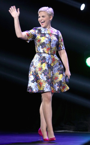 D23 Expo, Ginnifer Goodwin