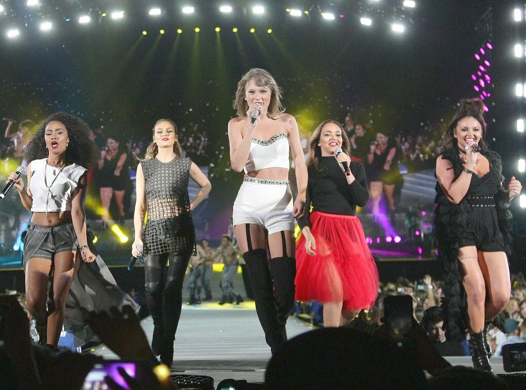 Taylor Swift Concert, Little Mix