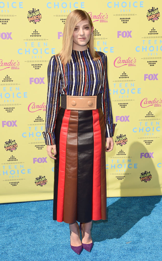 Willow Shields, 2015 Teen Choice Awards