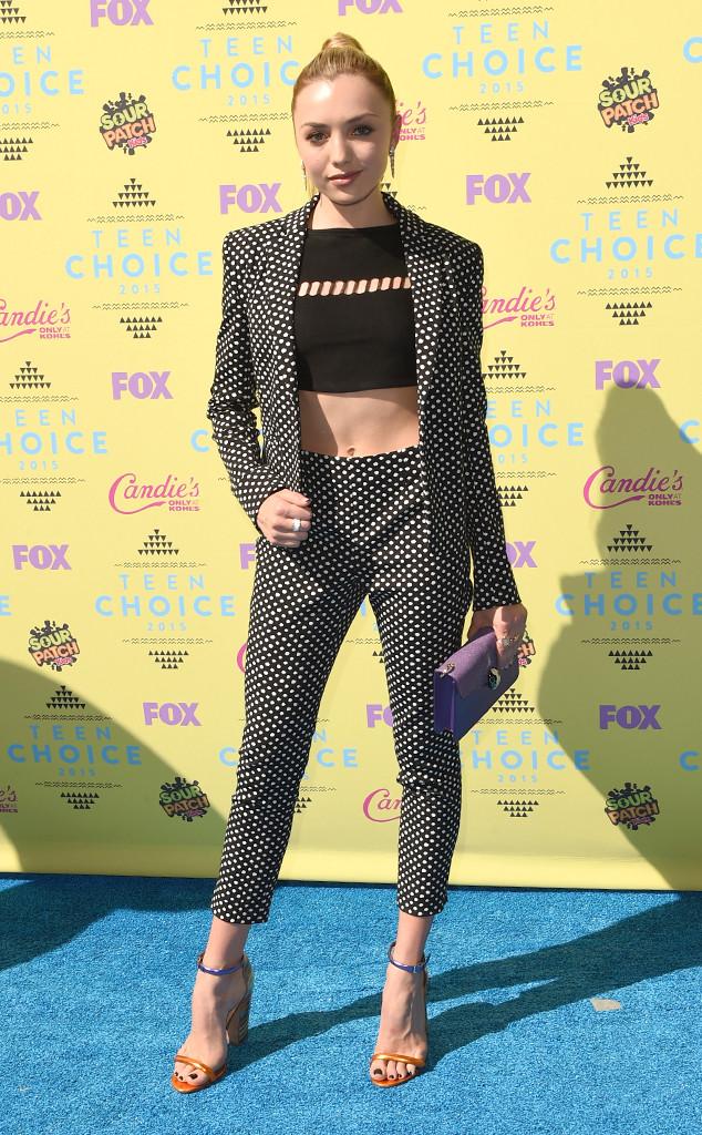 Peyton List, 2015 Teen Choice Awards