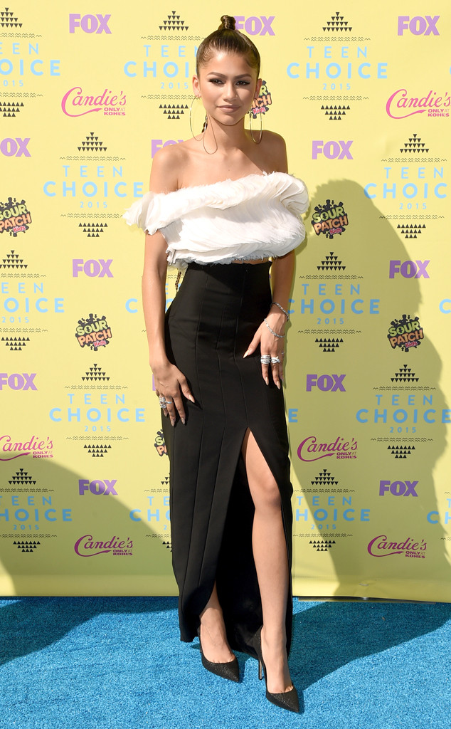 Zendaya, 2015 Teen Choice Awards