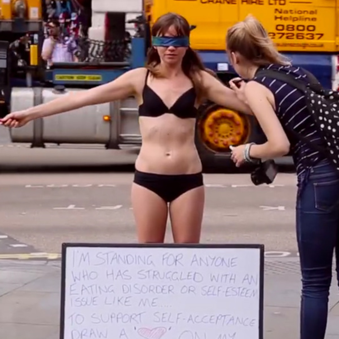 Bra And Panties Public Png