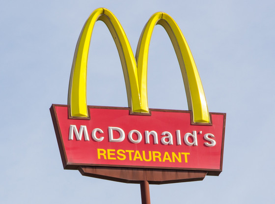 McDonald's Resturant, Golden Arches