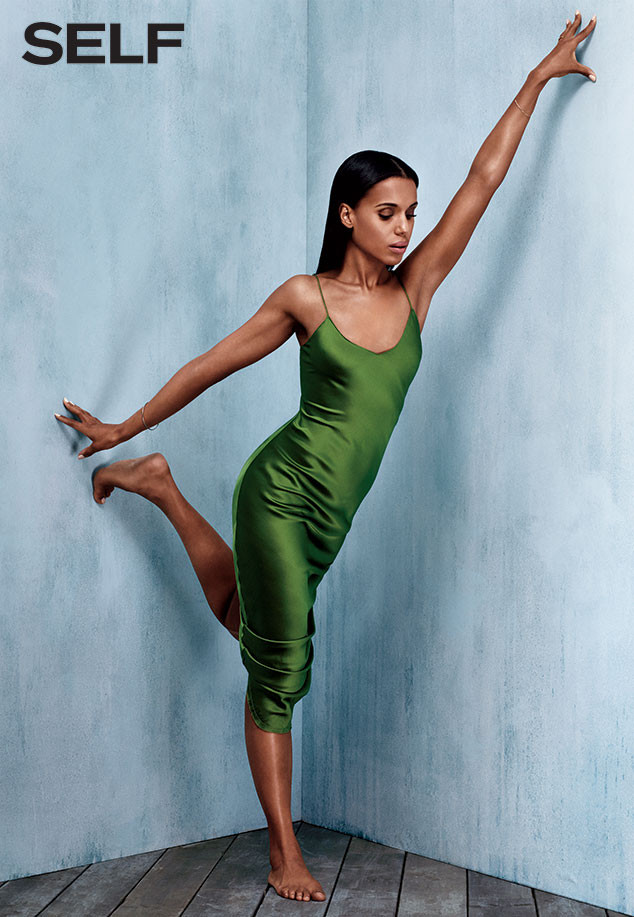 Kerry Washington, SELF