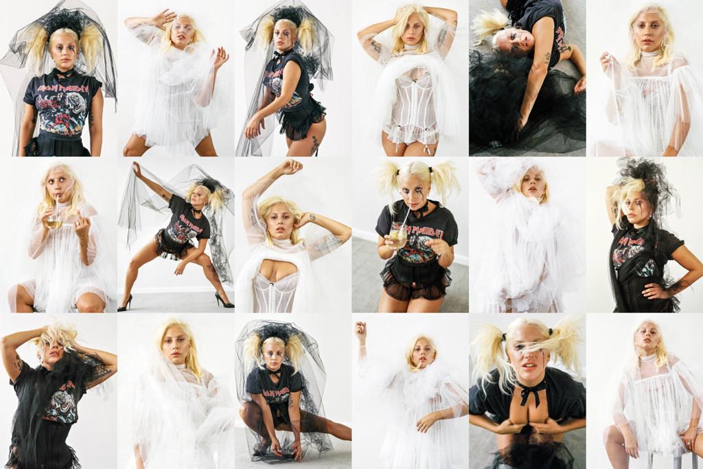 CR Fashion Book, Lady Gaga