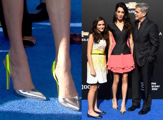Amal Clooney, Accessories
