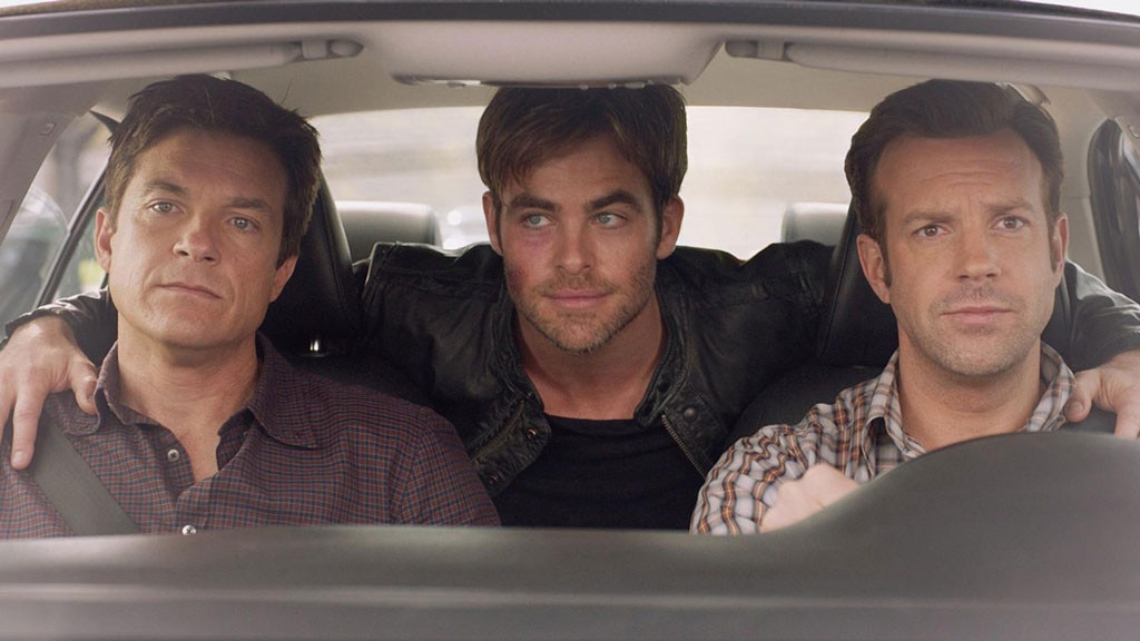 Horrible Bosses 2, Jason Bateman, Chris Pine, Jason Sudeikis