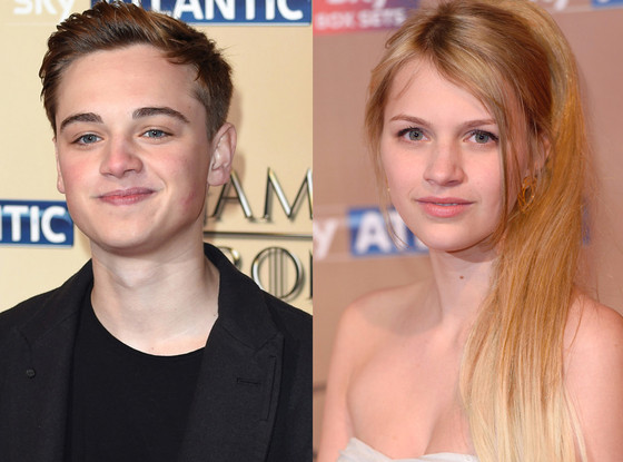 Dean-Charles Chapman, Nell Tiger Free, Game Of Thrones