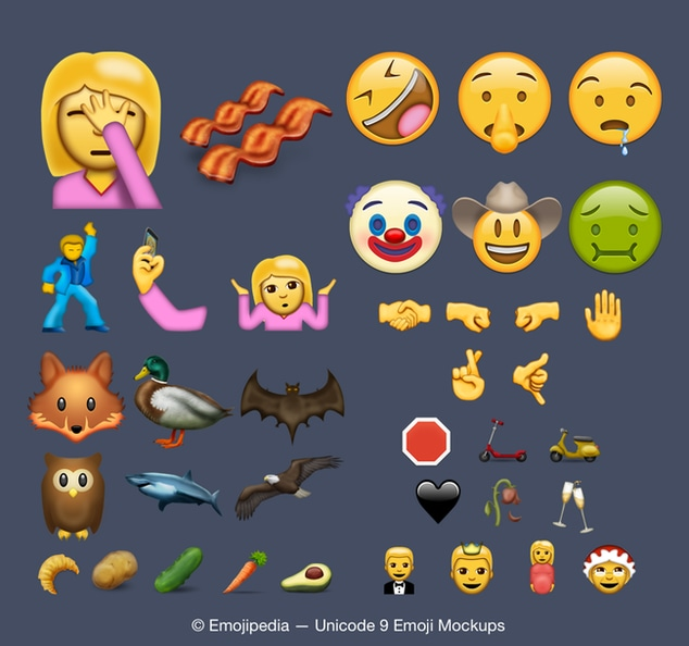 Emojis sexting The Sexiest