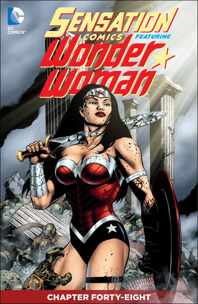 Wonder Woman Comic