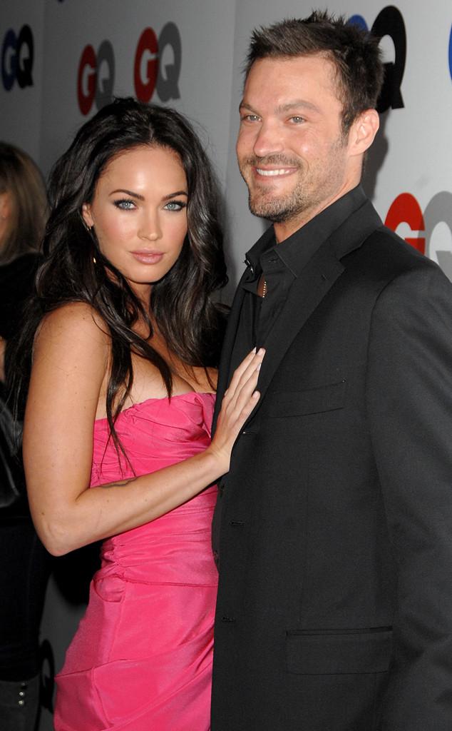 Megan Fox and Brian Austin Greens Rocky Romance: Signs of