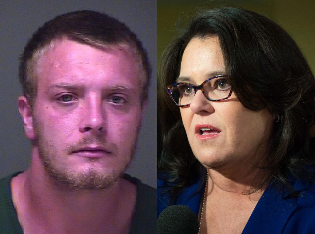 N.J. man accused of hiding Rosie ODonnells daughter sent
