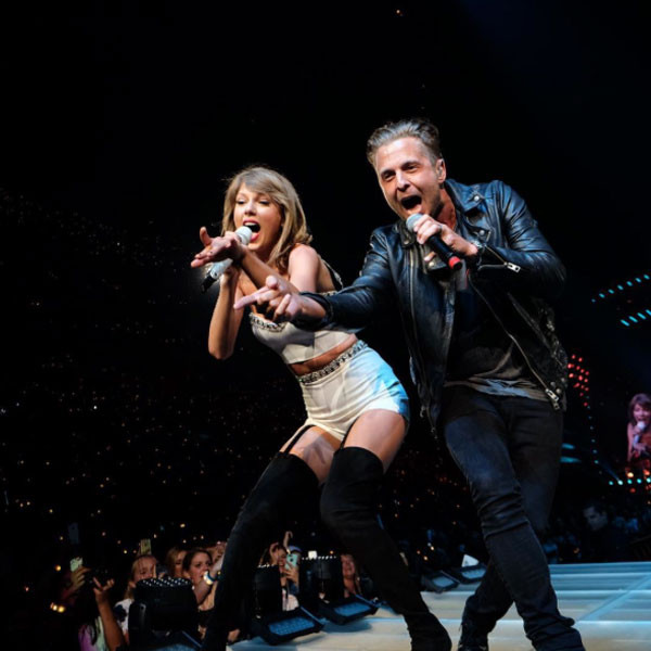 Taylor Swift S First L A Concert Celebrity Guests Are E Online