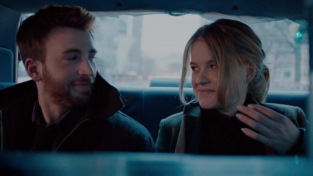 Before We Go, Alice Eve, Chris Evans