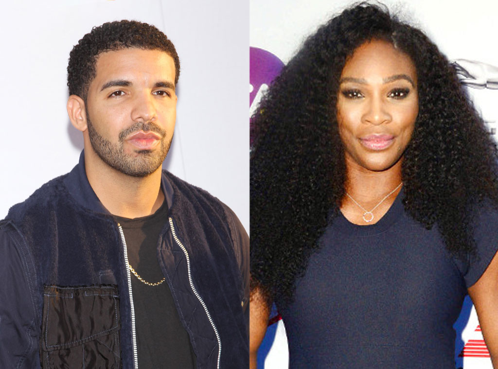 Drake, Serena Williams