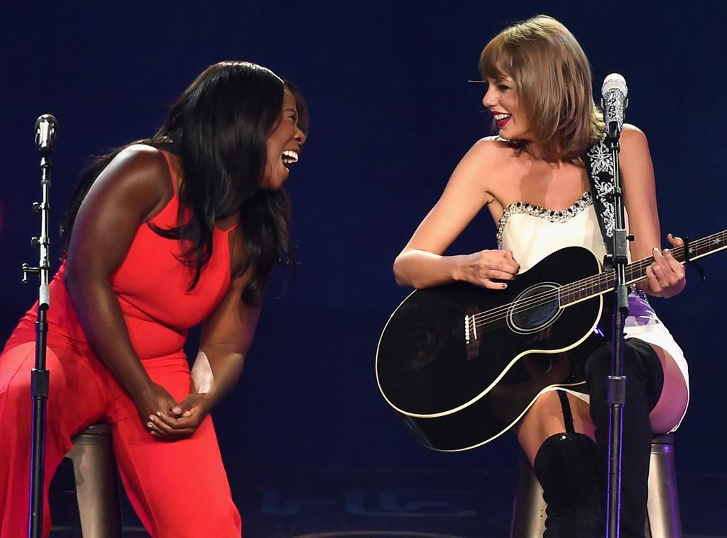 Taylor Swift, Celeb Cameos, Uzo Aduba