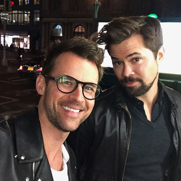Andrew Rannells from Brad Goreski and His Famous Friends | E