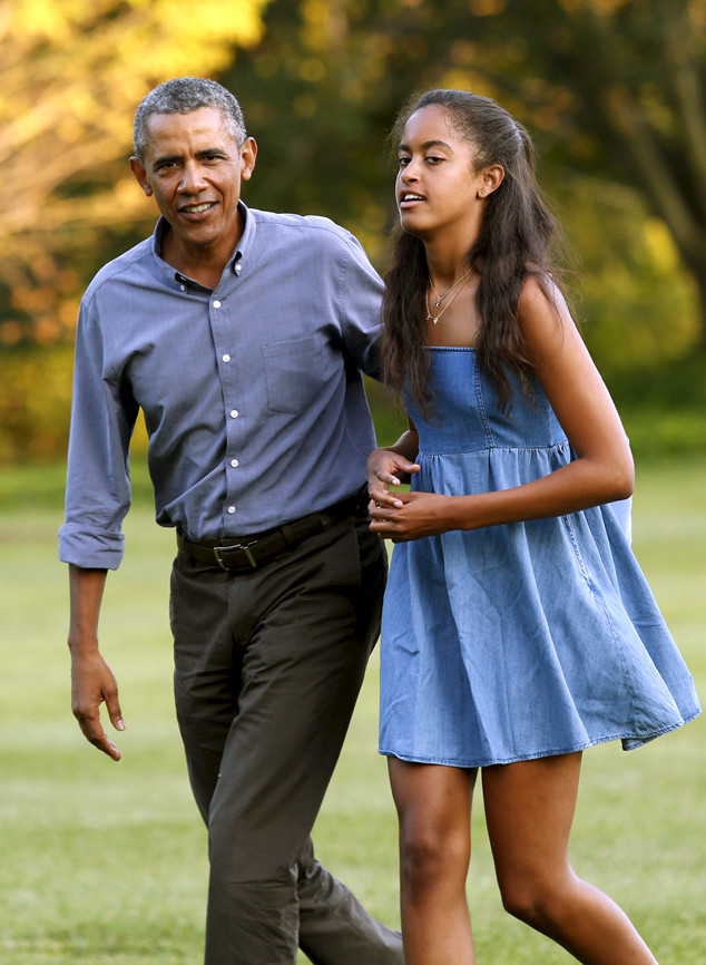Malia Obama to Attend Harvard University, But Not Right Away