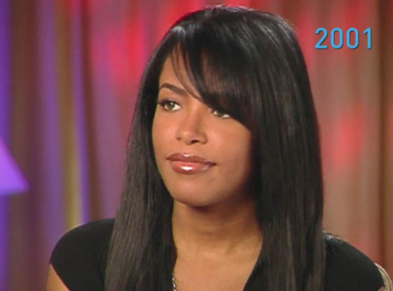 Remembering Aaliyah: Watch This 2001 Interview With the Late Singer ...