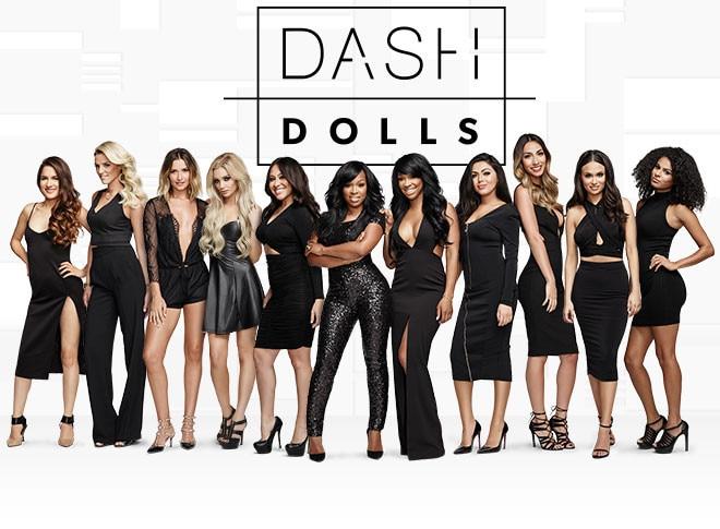 Dash dolls cast