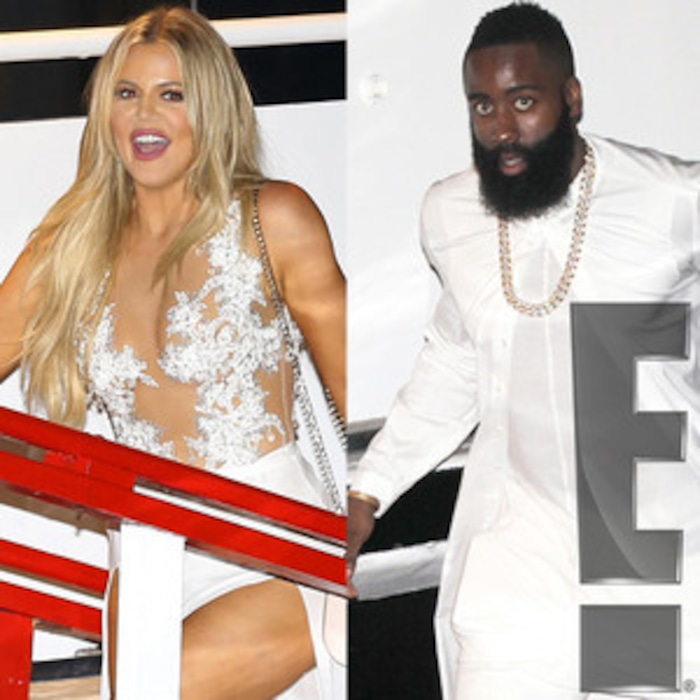 a8a1d09b9082 Khloé Kardashian Celebrates James Harden s 26th Birthday—See the Pics of  the White-Hot Yacht Party