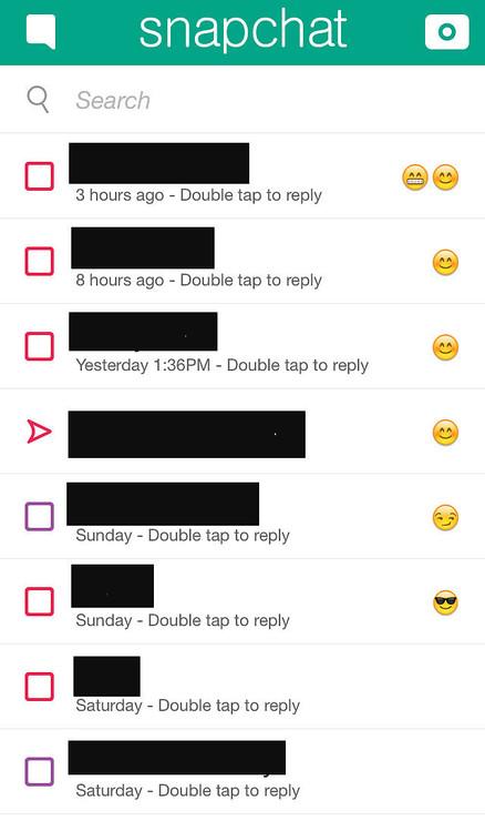 Qué Significan Esos Emojis Que Aparecen Al Lado De Nuestros Amigos