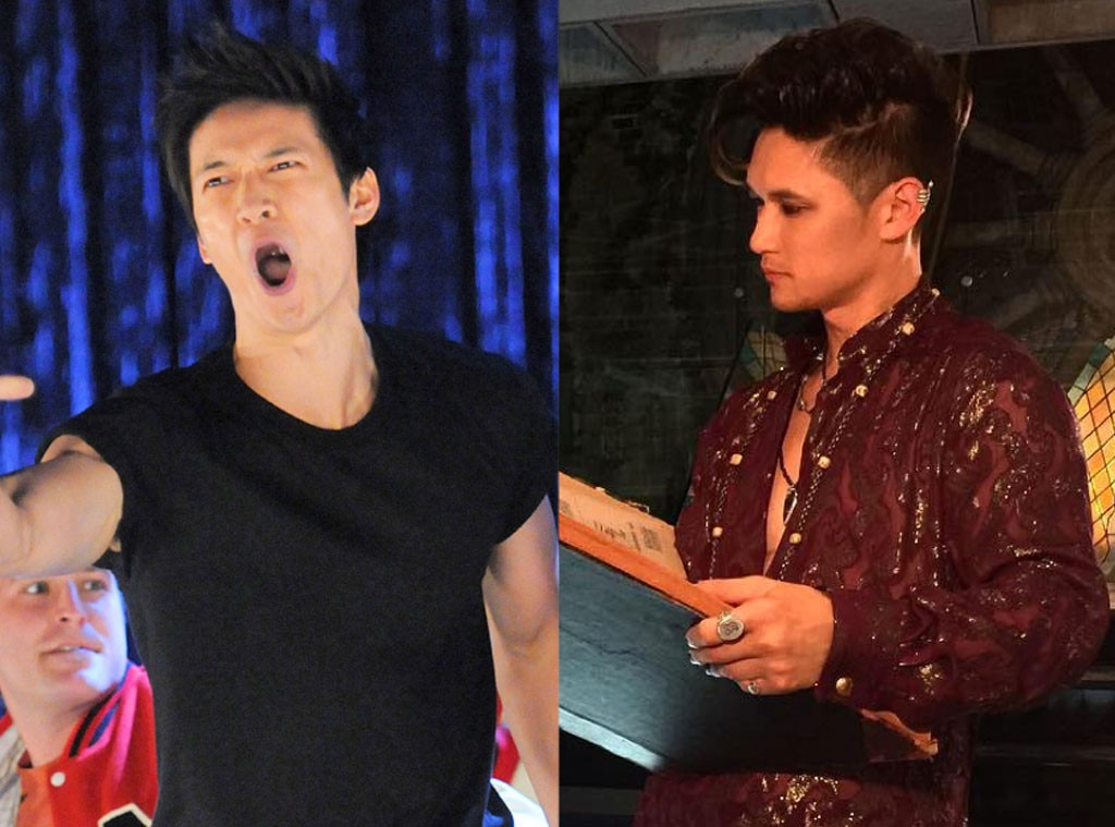 Harry Shum Jr From Fall Tvs Most Shocking -5157