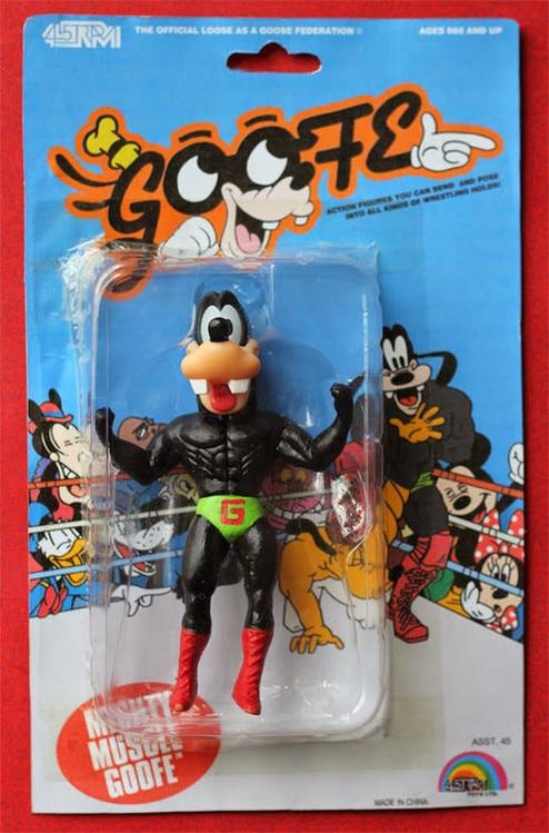 Goofe From Totally Legit Toys E News