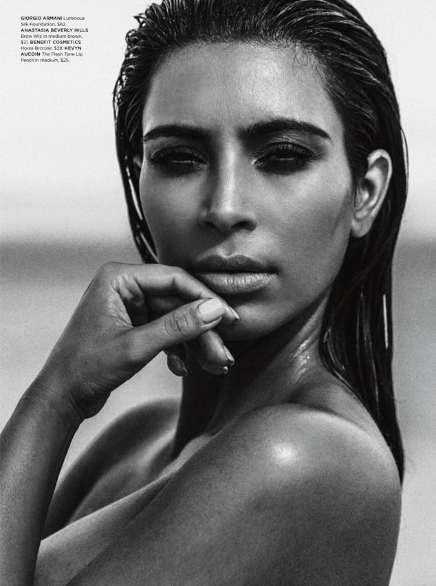 Kim Kardashian, C Magazine
