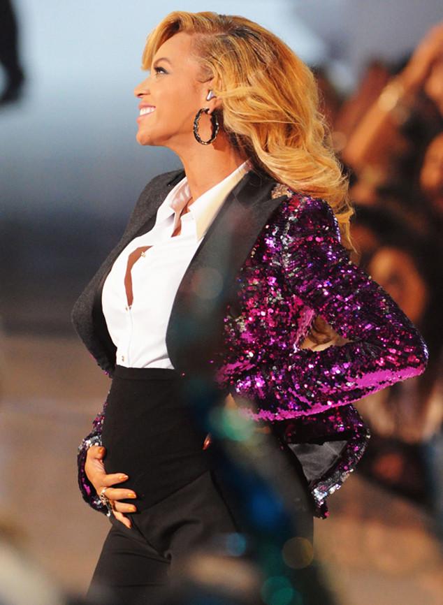 Beyonce, VMAs, 2011