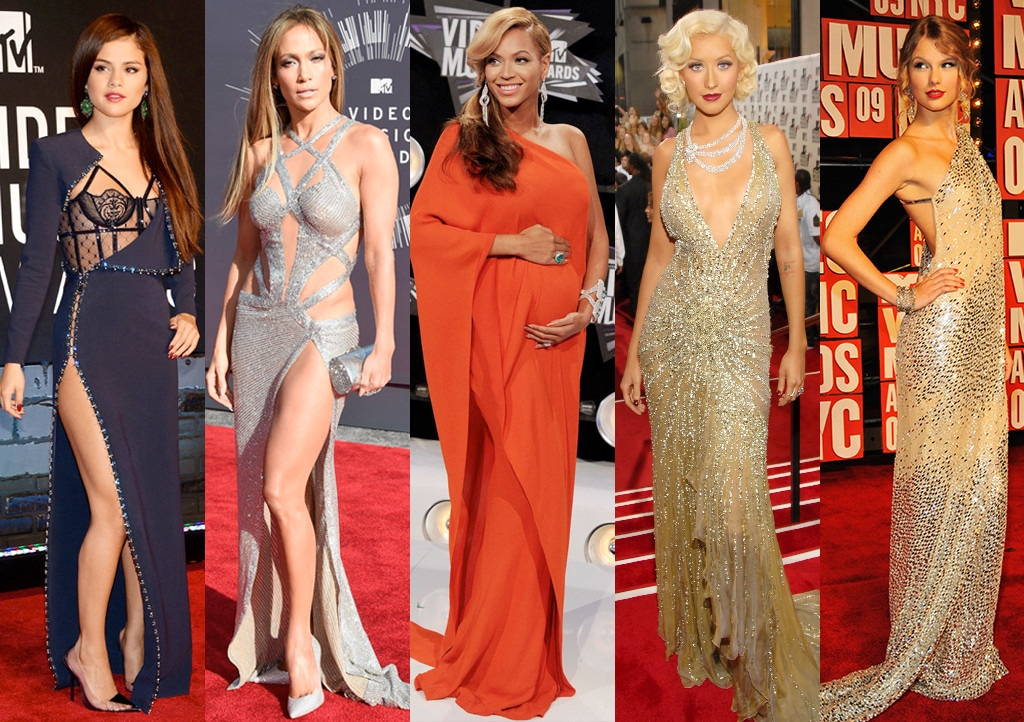 Best Dressed Ever at VMA's