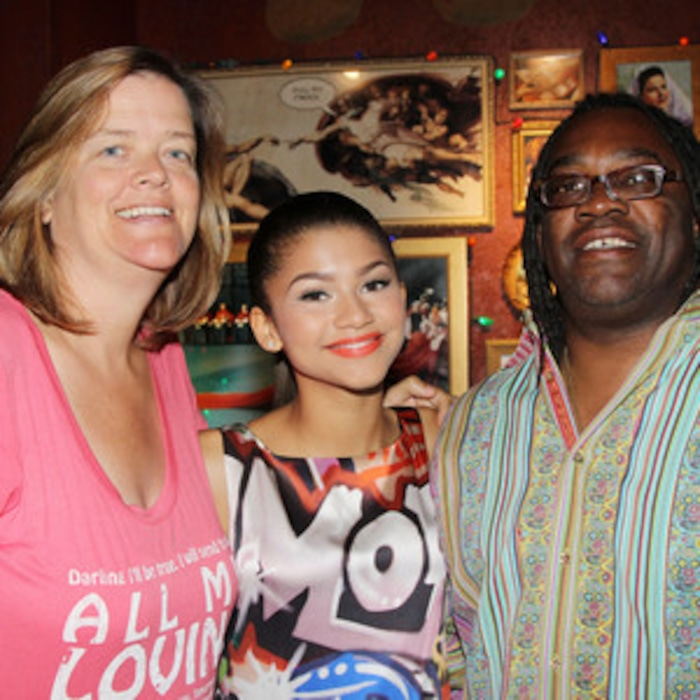 See Zendaya's Perfect Response to Internet Trolls Who Called Her Parents  Ugly