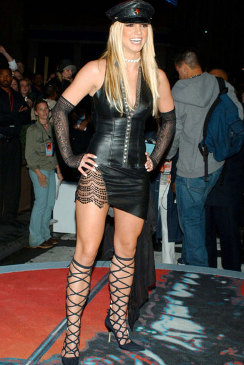 VMAs Peores looks
