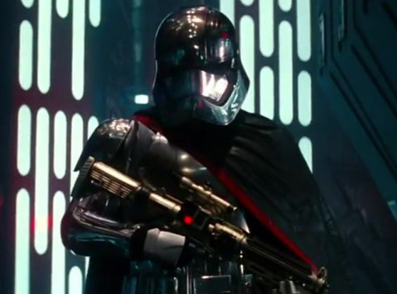 Star Wars The Force Awakens, Phasma