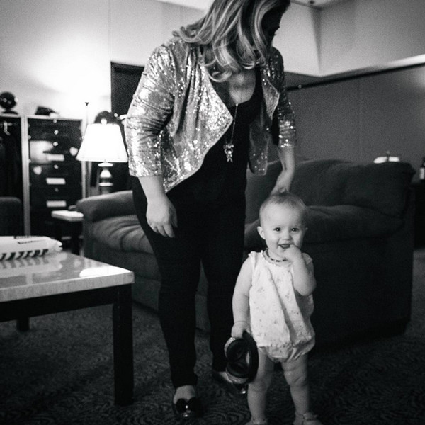 Kelly Clarkson, River Rose Blackstock, Instagram