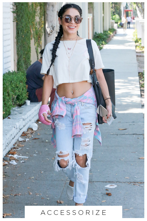 5 Days, 5 Ways: How to Wear Ripped Jeans, Whether You're a ...