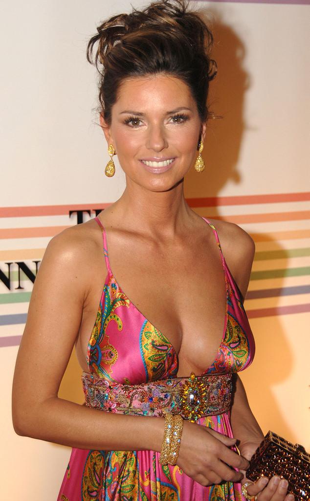 Photos From Shania Twain S Sexiest Looks E Online