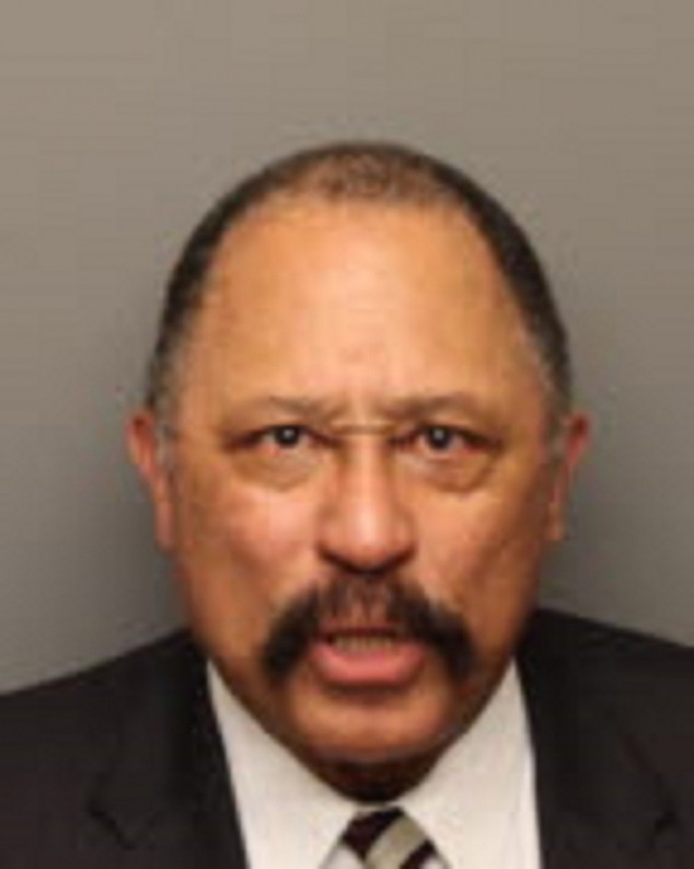 Judge Joe Brown, Mugshot
