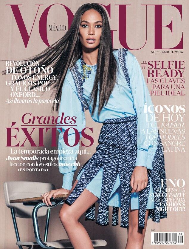 Joan Smalls, Vogue Mexico