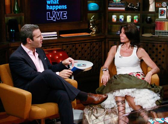 Andy Cohen, Danielle Staub