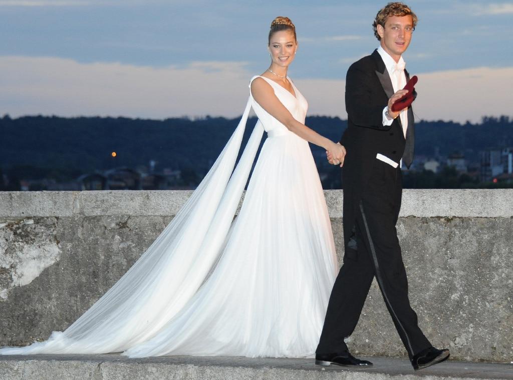 Beatrice Borromeo From Celeb Wedding Dresses