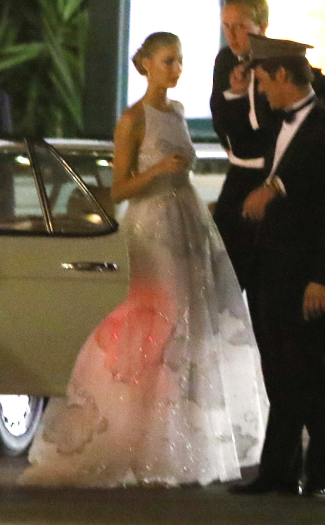 Beatrice Borromeo, Wedding Dress