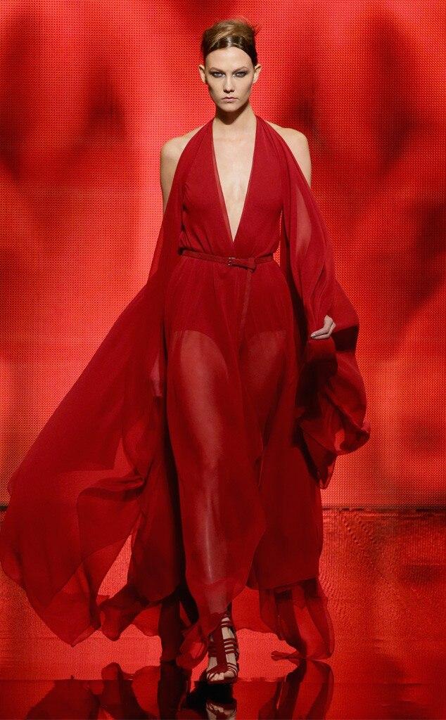 Karlie Kloss Runway