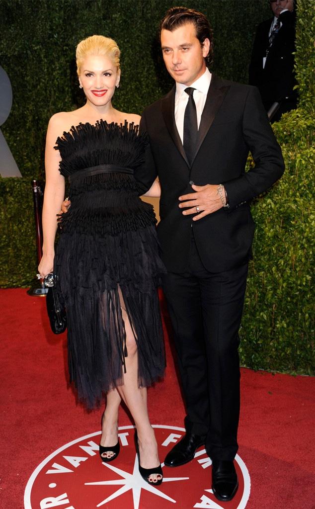 Gwen Stefani, Gavin Rossdale, 2009
