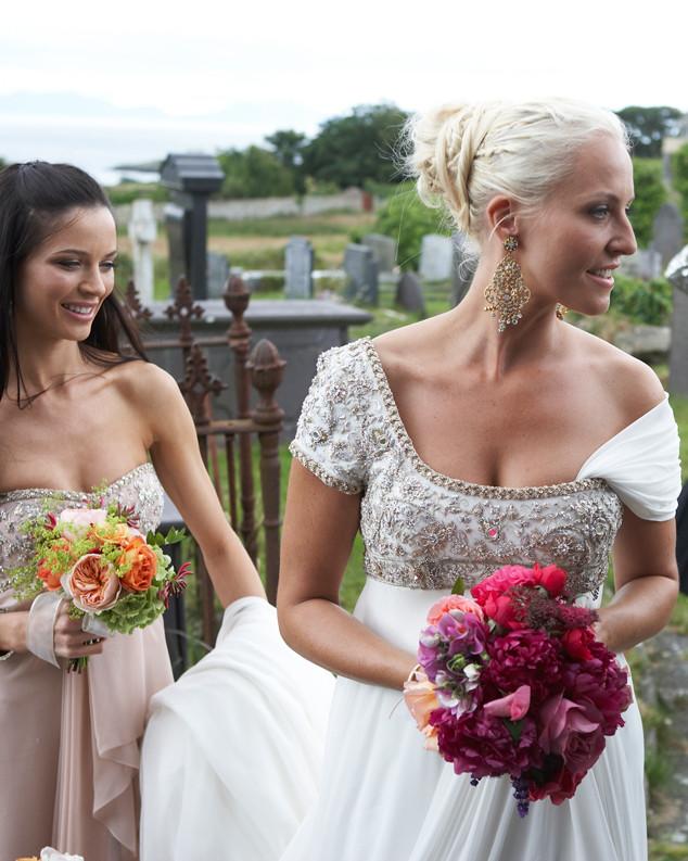 Keren Craig, Wedding Gown