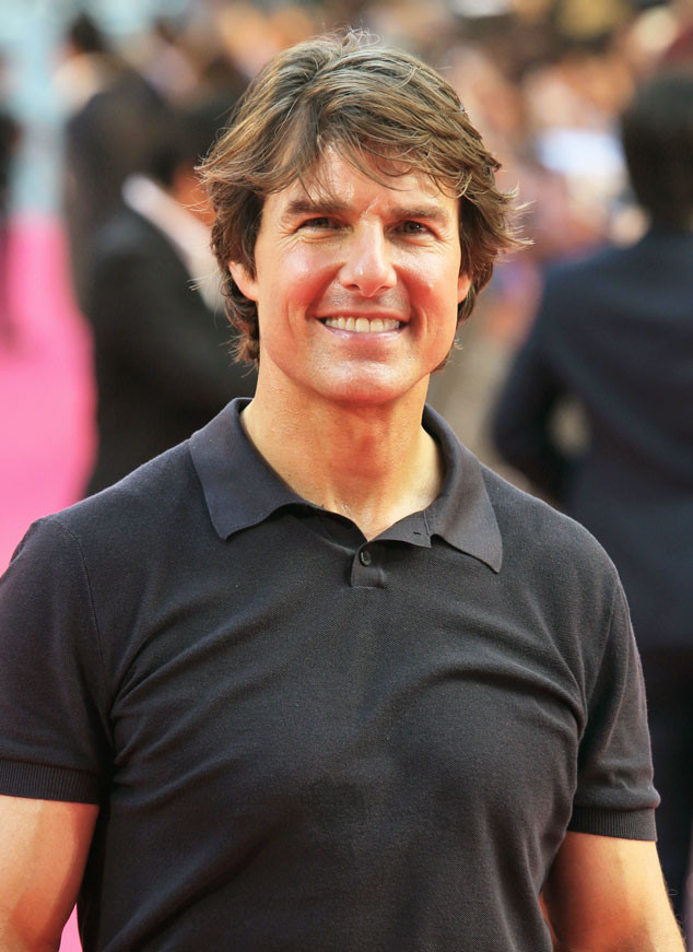 Tom Cruise Has Feared Practicing His Scientology Beliefs ... Tom Cruise
