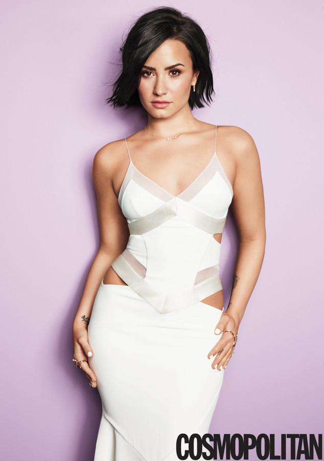 Demi Lovato, Cosmopolitan Magazine