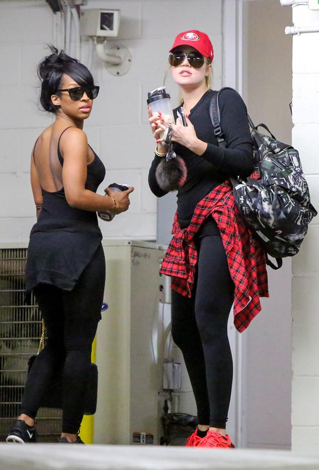 Khloé Kardashian y un nuevo e infartante desnudo #OMG