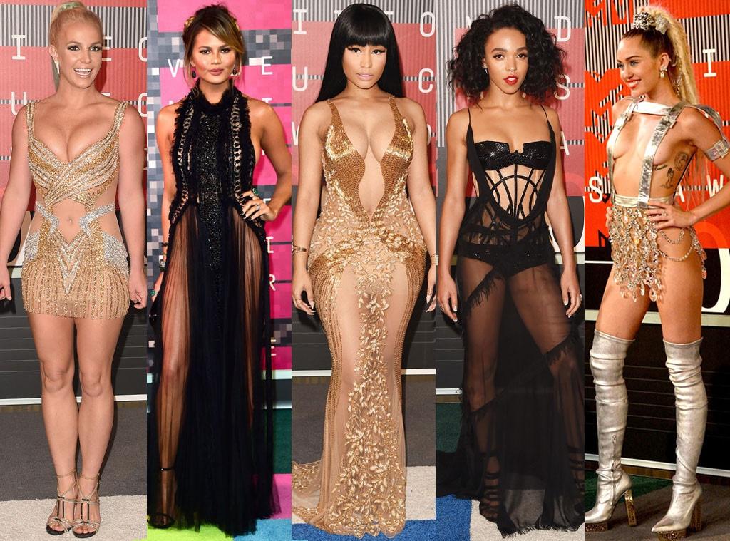 Nearly Naked, 2015 MTV Video Music Awards, VMA