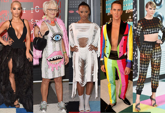 Worst Dressed, 2015 MTV Video Music Awards, VMA